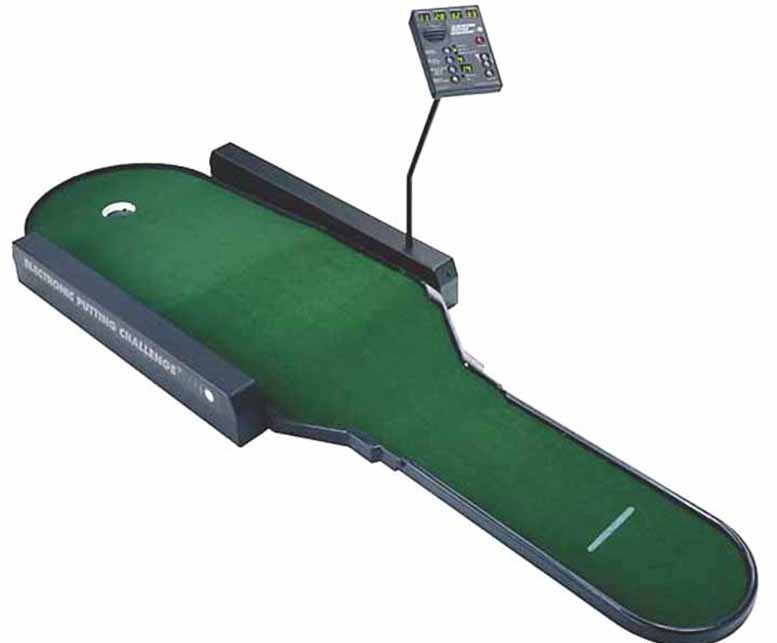 Electronic Putting Green