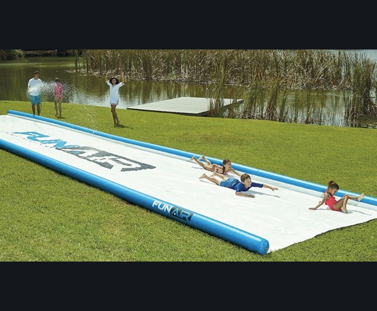 "Fun Air Slip ""N"" Slide"