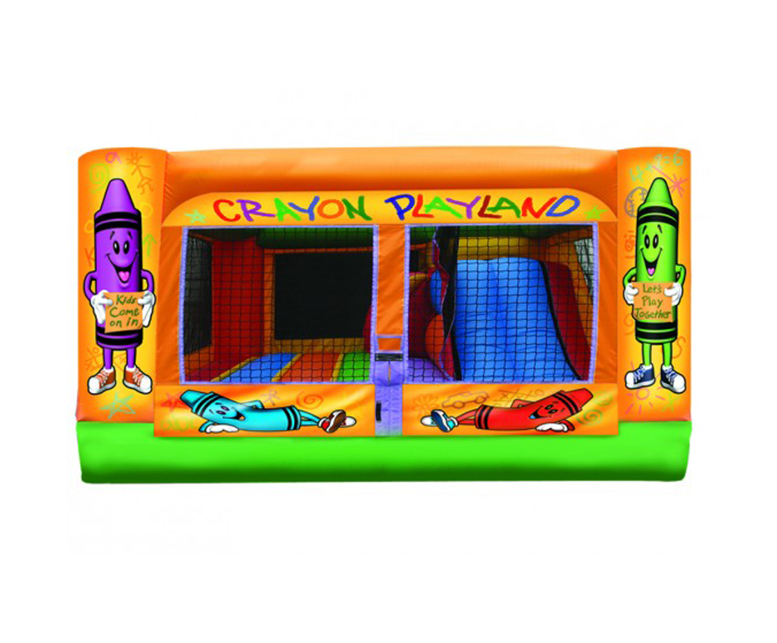 Crayola Playland 3 in 1 Combo Bounce