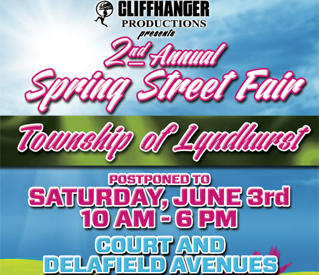 Lyndhurst's  2nd Annual Spring Fair