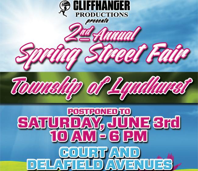 Lyndhurst's  2nd Annual Spring Fair